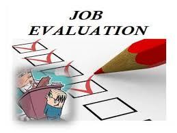 job evaluation grading system